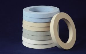 porous ceramic rings color matched absorbant