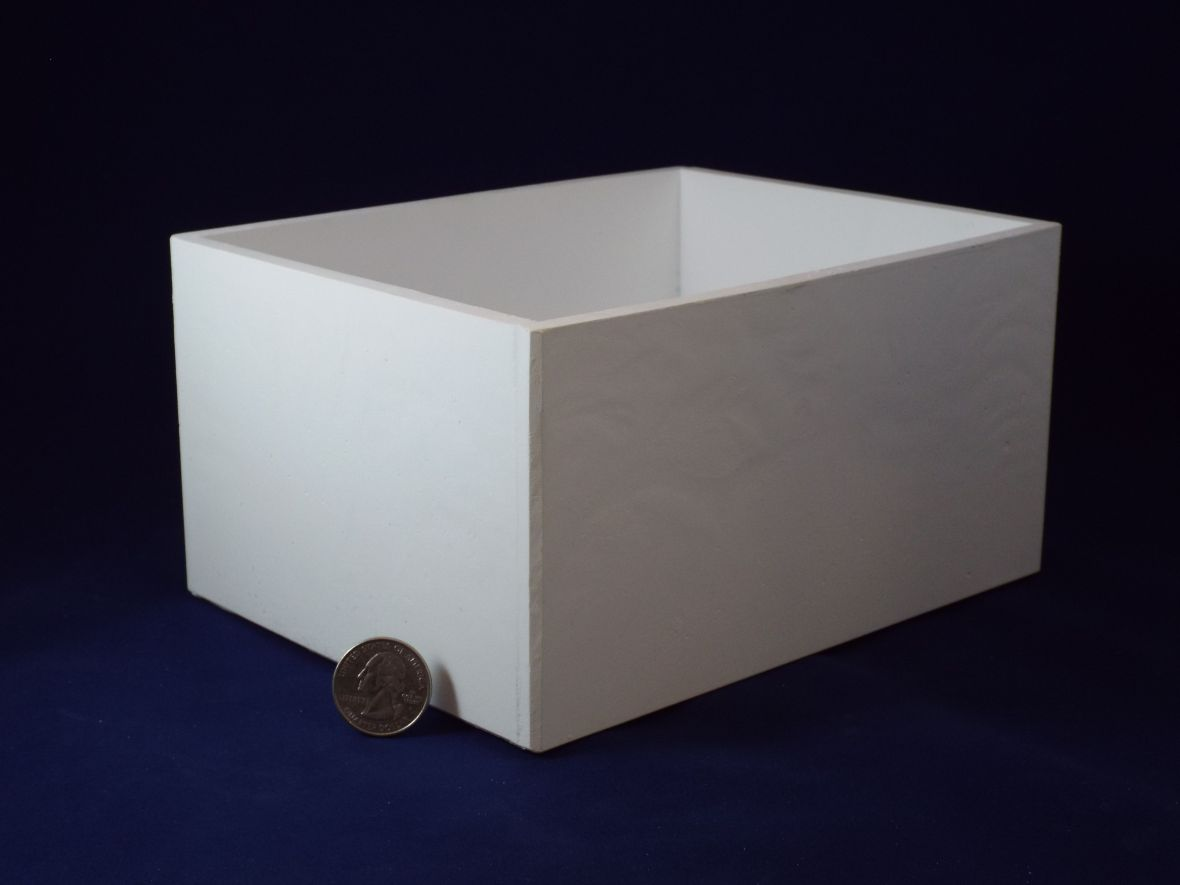 aluminum oxide box